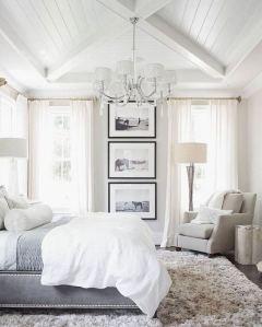 16 Minimalist Master Bedroom Decoration Ideas 20