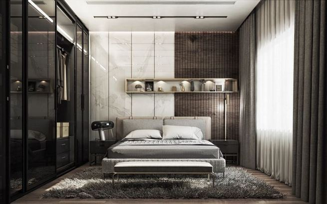16 Modern And Minimalist Bedroom Design Ideas 09