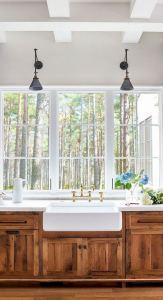 16 Modern Farmhouse Kitchen Cabinet Makeover Design Ideas 11