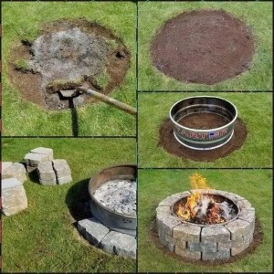 16 Stunning Outdoor Fire Pits Decor Ideas You Will Love 18