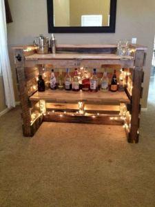 17 Easy DIY Mini Coffee Bar Ideas For Your Home 12