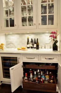 17 Easy DIY Mini Coffee Bar Ideas For Your Home 31