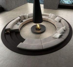 17 Modern And Futuristic Interior Designs To Inspire You 03