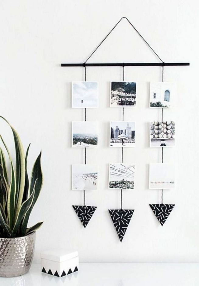 18 Creative Photo Wall Display Ideas You Should Try 14