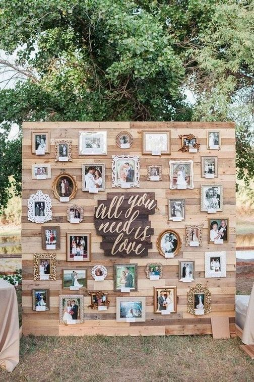 18 Creative Photo Wall Display Ideas You Should Try 17