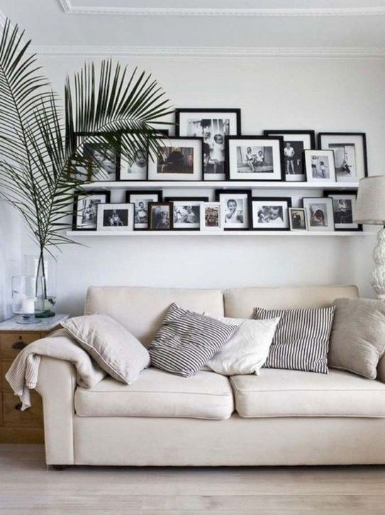 18 Creative Photo Wall Display Ideas You Should Try 28