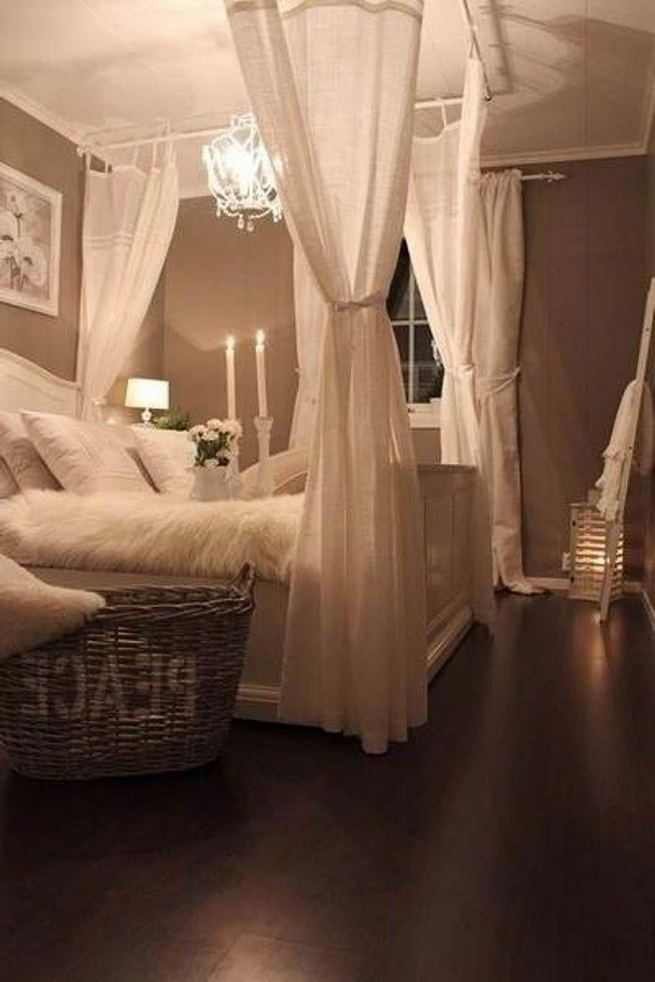 18 Romantic Shabby Chic Master Bedroom Ideas 30