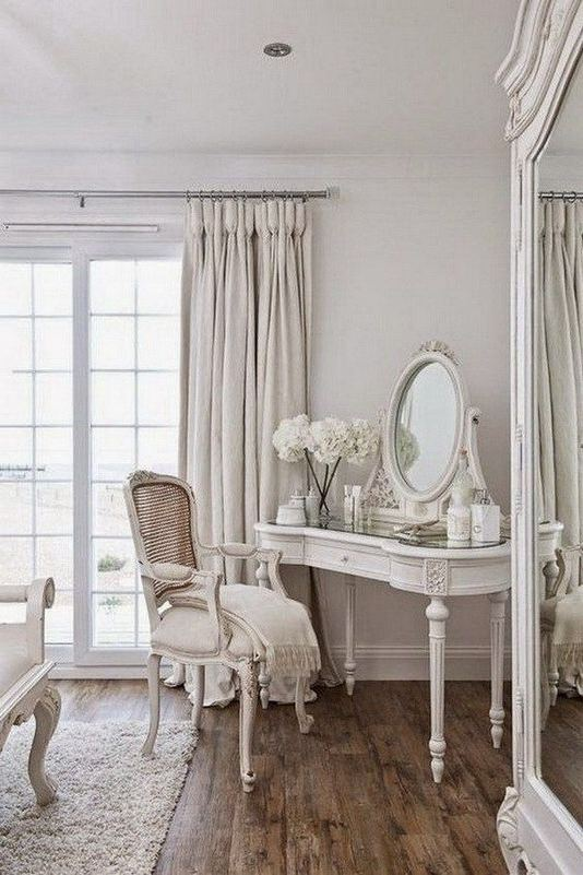 18 Romantic Shabby Chic Master Bedroom Ideas 38