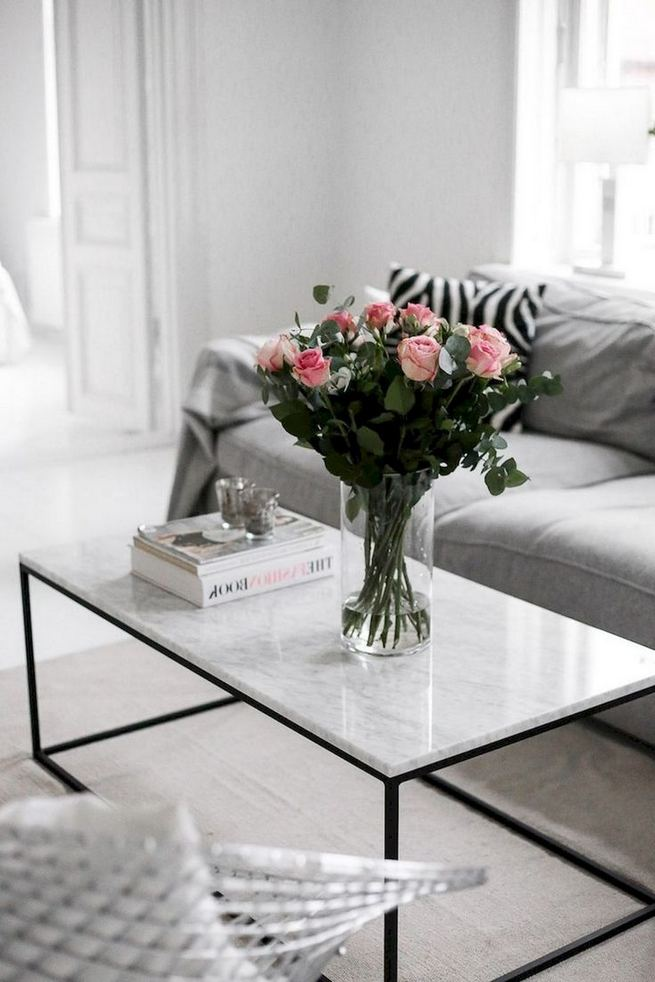 19 Easy DIY Coffee Table Inspiration Ideas 14