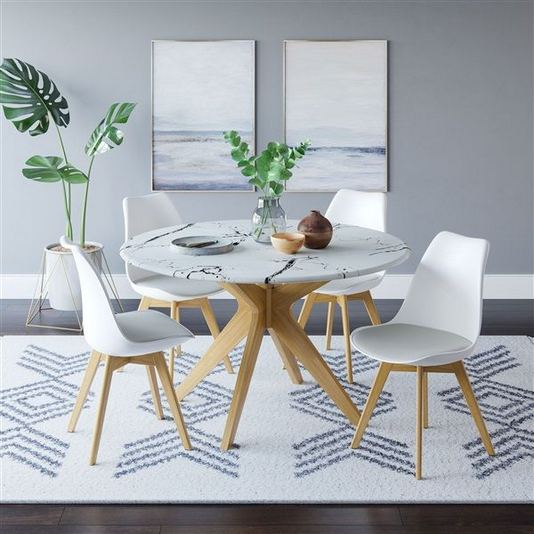 21 Vintage DIY Dining Table Design Ideas 12