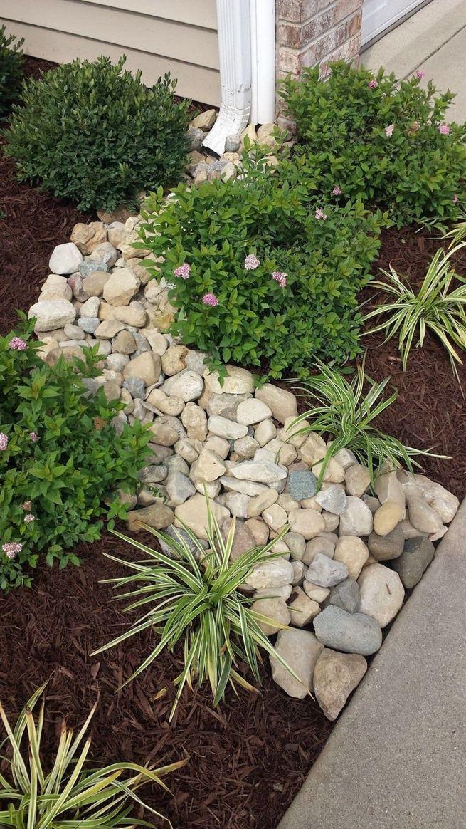 12 Best Ideas For Front Yard Rock Garden 13