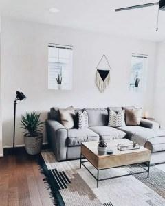 13 Cozy Farmhouse Living Room Decor Ideas 12