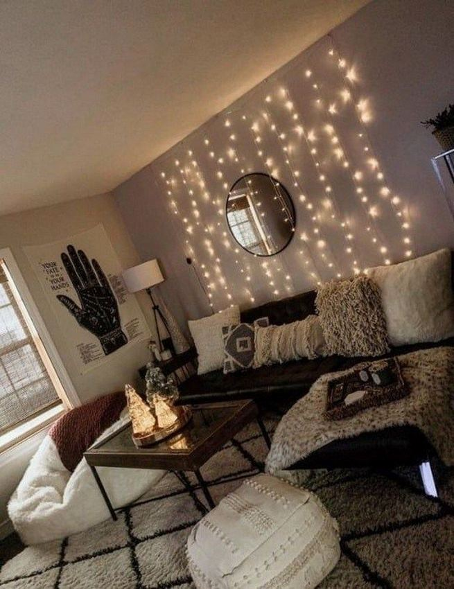 13 Cozy Farmhouse Living Room Decor Ideas 26