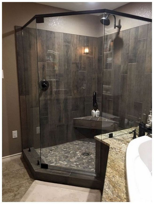 14 Beautiful Master Bathroom Remodel Ideas 18