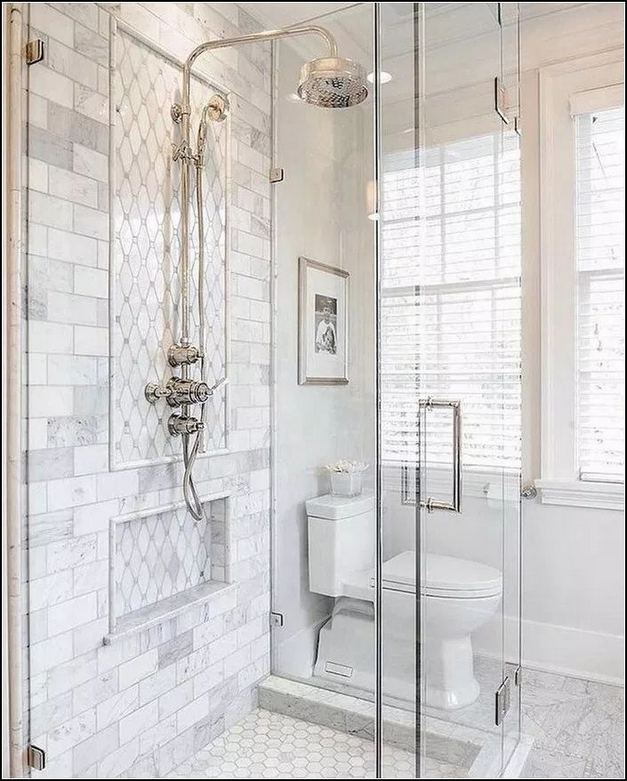 14 Beautiful Master Bathroom Remodel Ideas 19
