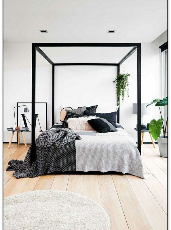 16 Minimalist Master Bedroom Design Trends Ideas 30