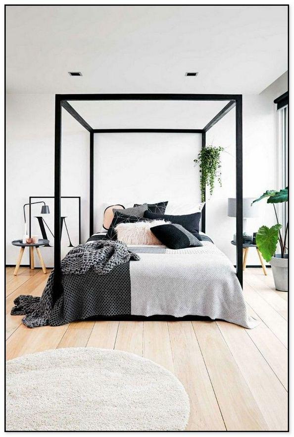 16+ Minimalist Master Bedroom Design Trends Ideas   Lmolnar