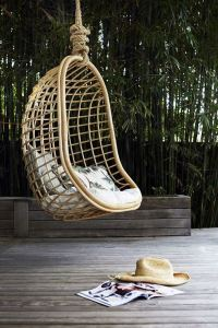 18 Adorable Hanging Chairs Ideas For Indoors And Outdoors 23