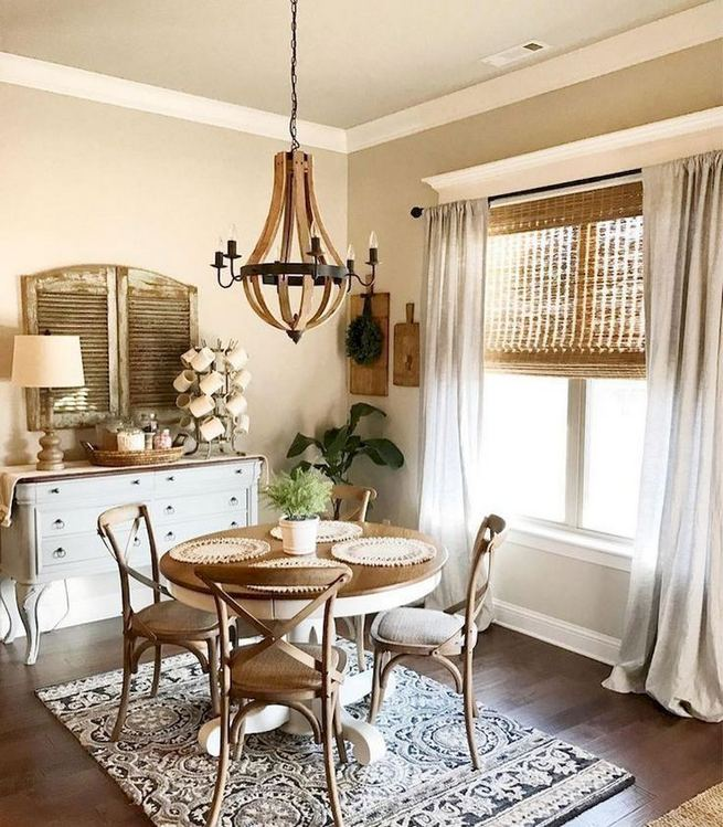21 Totally Inspiring Small Dining Room Table Decor Ideas 11
