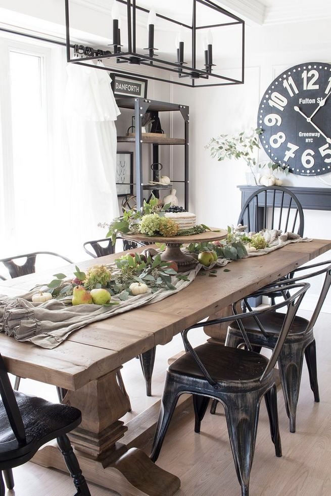 21 Totally Inspiring Small Dining Room Table Decor Ideas 20