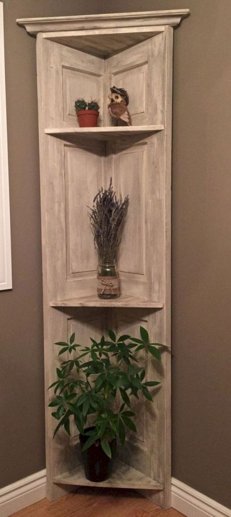 15 Amazing Corner Shelves Ideas 16