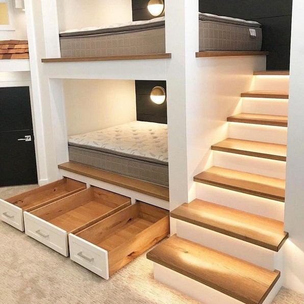 15 Best Of Bunk Bed Decoration Ideas 09