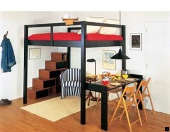 15 Best Of Queen Loft Beds Design Ideas A Perfect Way To Maximize Space In A Room 01 1