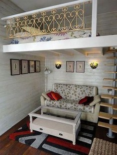 15 Extraordinary Loft Beds In One Room 08