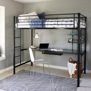 15 Extraordinary Loft Beds In One Room 09