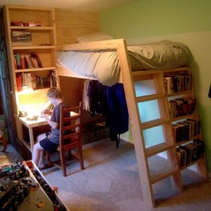 15 Most Popular Full Size Loft Bed With Stairs And What You Must Know 01
