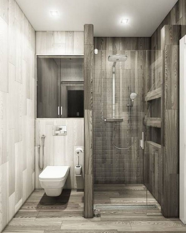 15 Pleasurable Master Bathroom Ideas 20