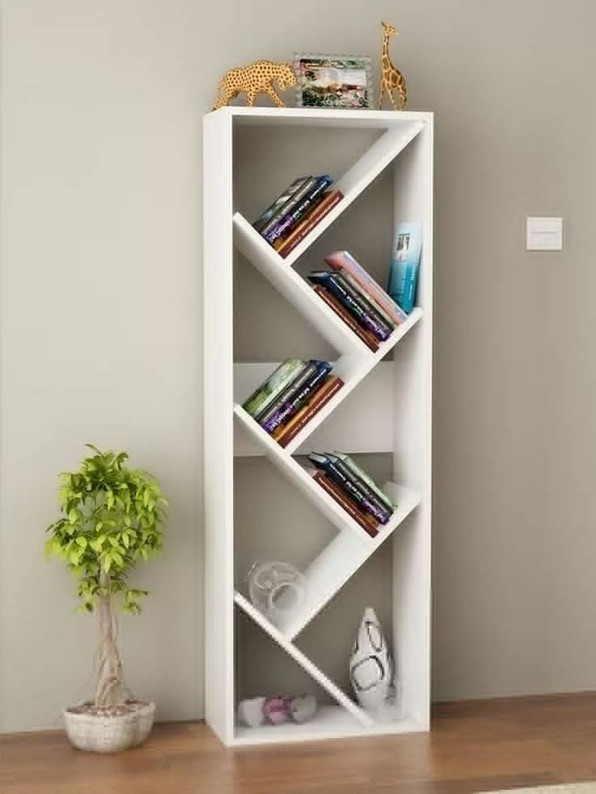 15 Unique Bookshelf Ideas For Book Lovers 12