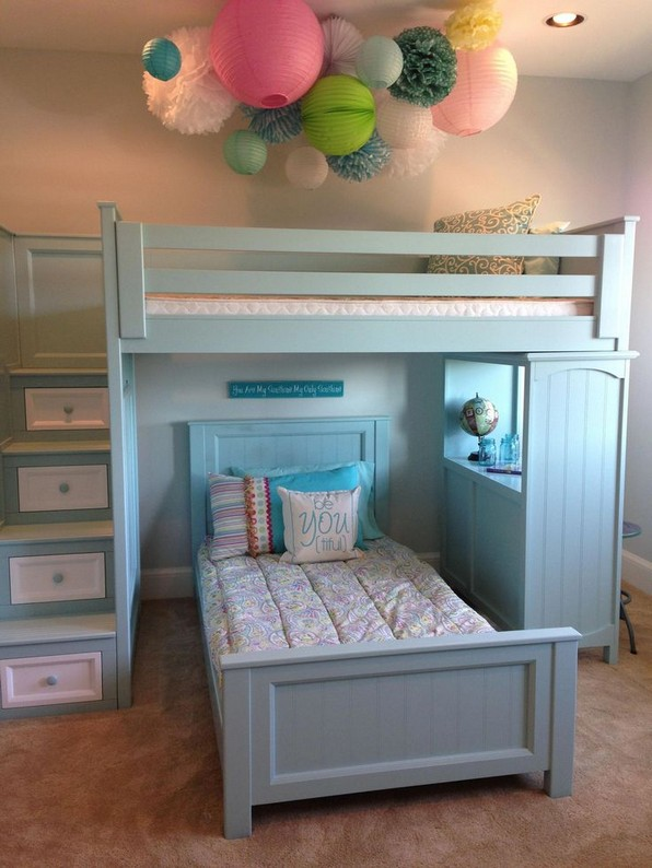 15 Why Bunk Beds With Stairs And Desk 09