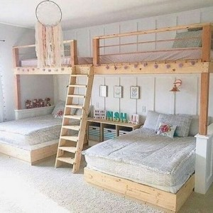16 Best Choices Of Kids Bunk Bed Design Ideas 17