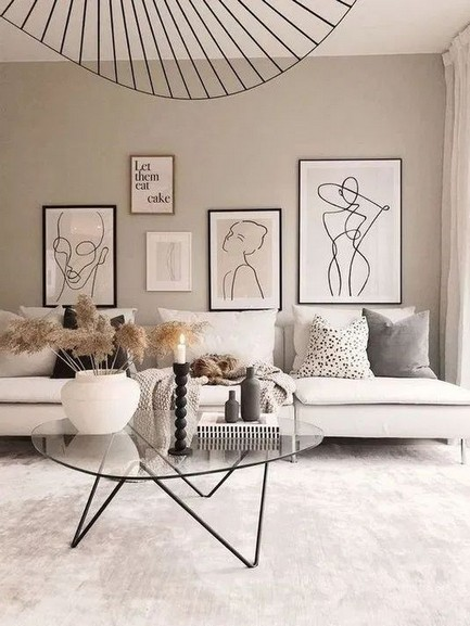 16 Luxury Living Room Design Small Spaces Ideas 17
