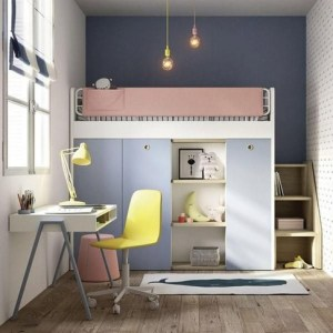 16 Model Of Kids Bunk Bed Design Ideas 04