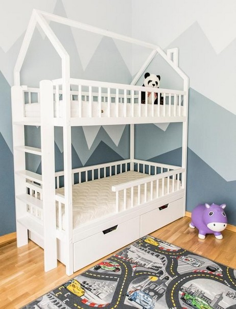16 Model Of Kids Bunk Bed Design Ideas 10