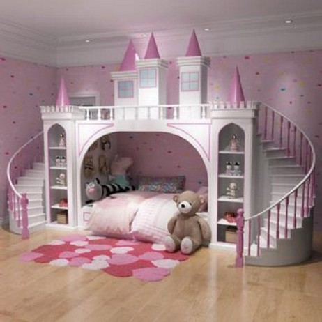 16 Model Of Kids Bunk Bed Design Ideas 13