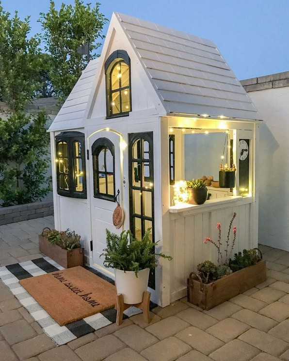 16 Modern Shed Design Looks Luxury To Complement Your Home 16