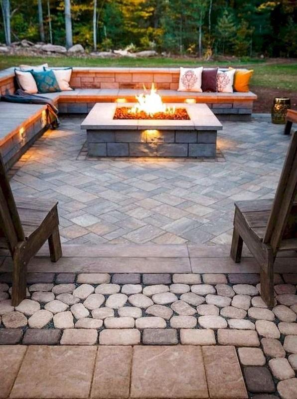 16 Most Popular Backyard Fire Pits Design Ideas 12