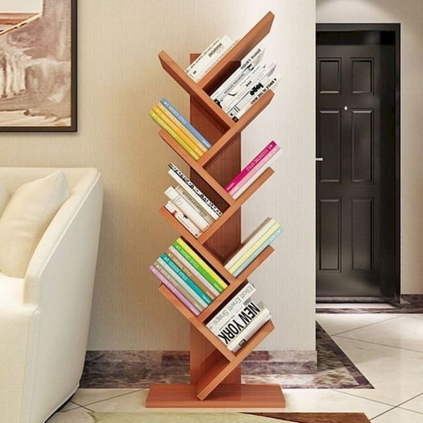 17 Amazing Bookshelf Design Ideas 02