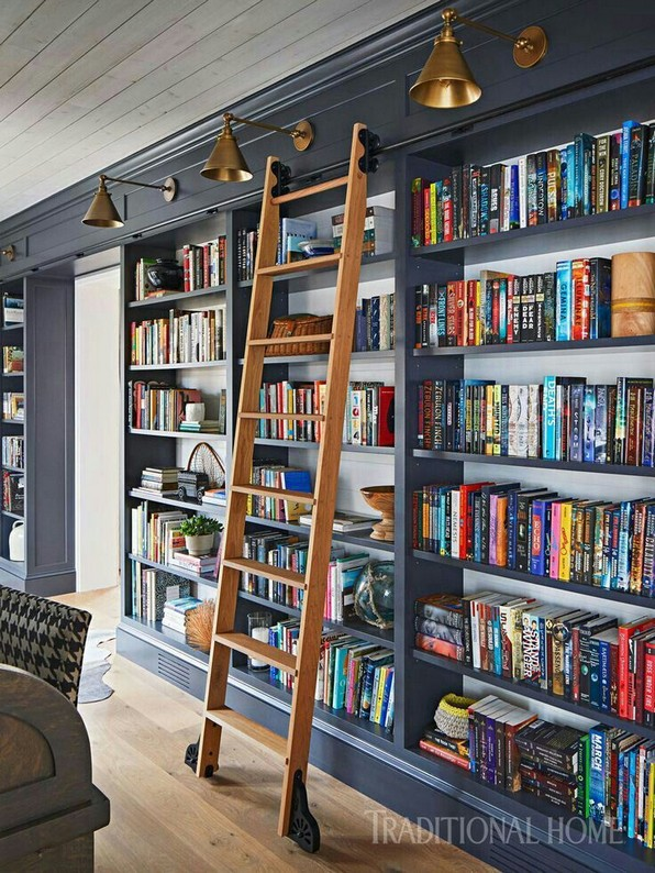 17 Amazing Bookshelf Design Ideas 07