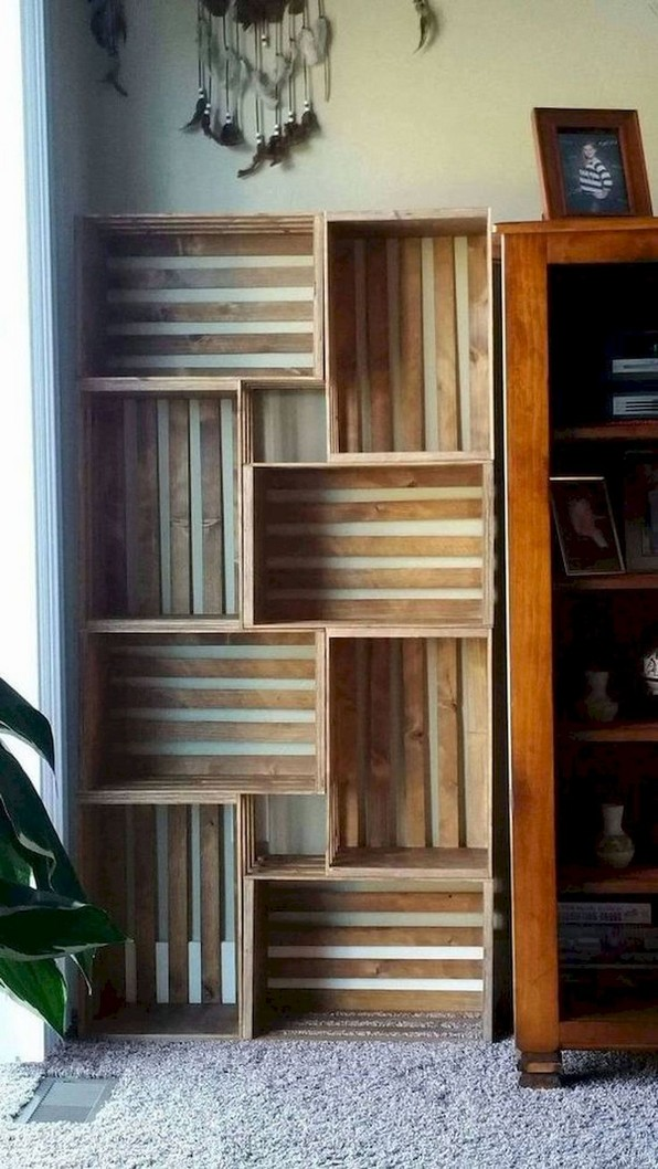 17 Amazing Bookshelf Design Ideas 11