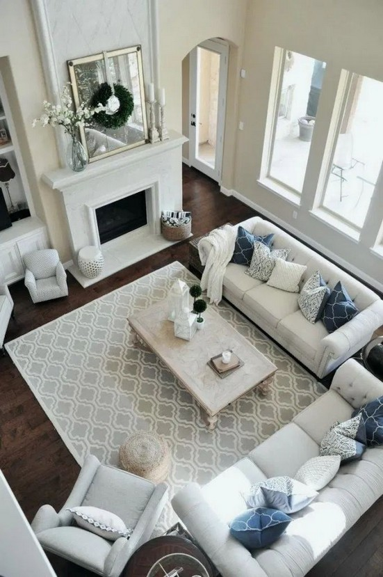 17 Best Of Living Room Design Layout Decoration Ideas 22