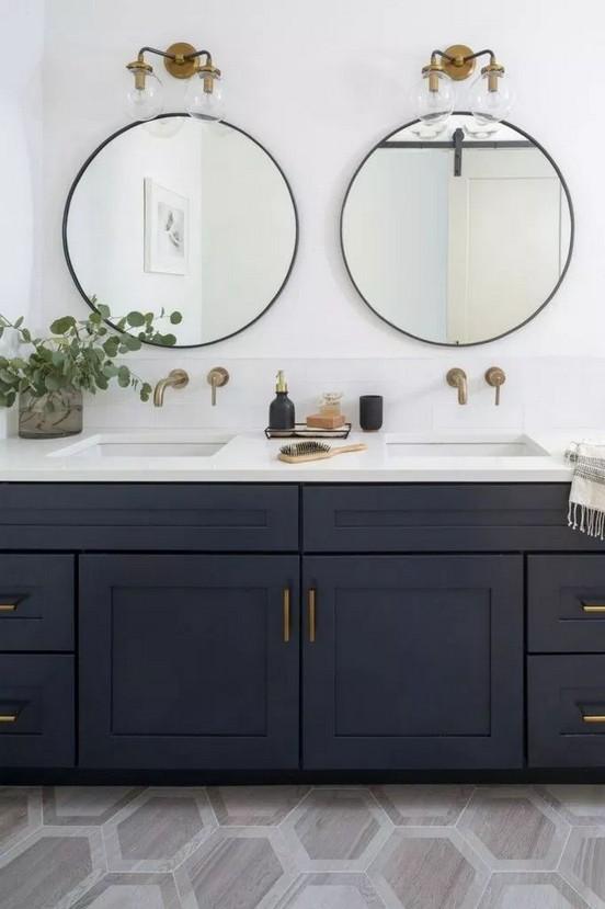 17 Best Of Modern Farmhouse Bathroom Vanity Decoration Ideas 18