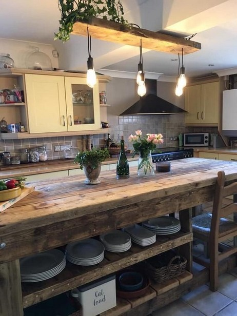 17 Best Rustic Kitchen Design You Have To See It 22