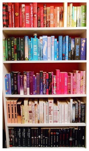 17 Bookshelf Organization Ideas – How To Organize Your Bookshelf 25