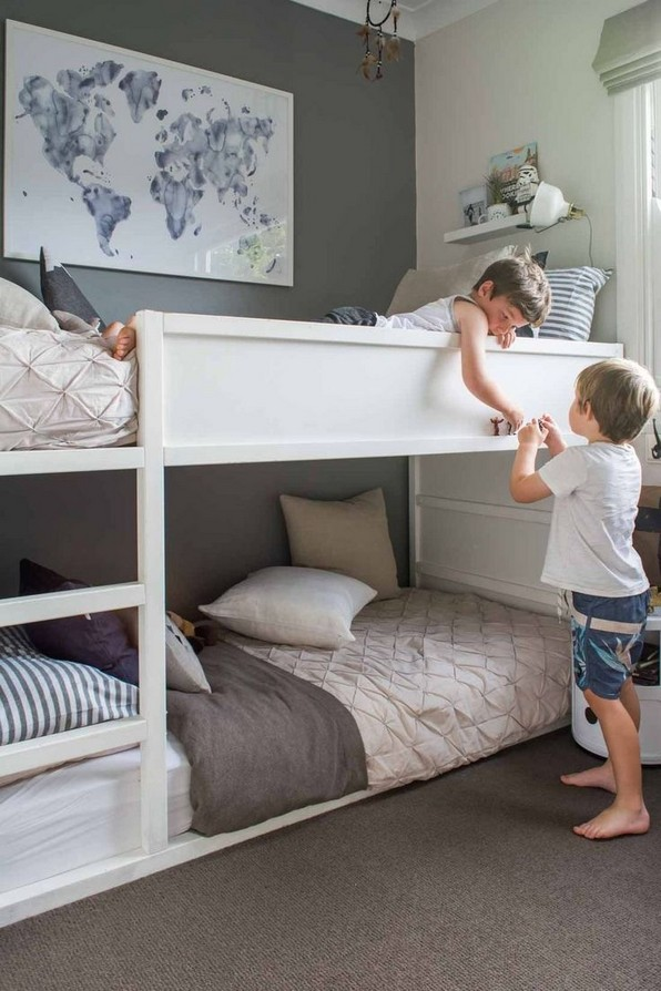 17 Boys Bunk Bed Room Ideas 07