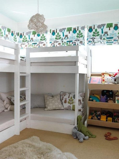 17 Boys Bunk Bed Room Ideas 08