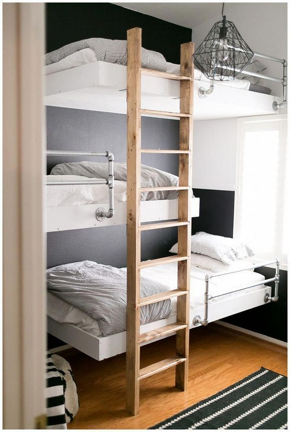 17 Boys Bunk Bed Room Ideas 09